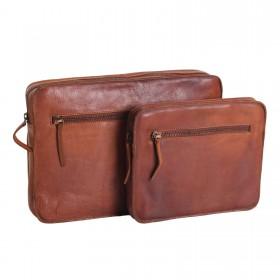 "Ashwood Shoreditch Leather Tablet Sleeve - 9.7"" Tablet"