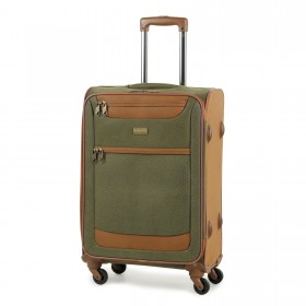 Members Boston 4 Wheel Spinner Medium Case - 67cm