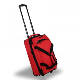 Members Small Expandable Travel Wheelbag - 55cm
