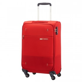 Samsonite Base Boost 4 Wheel Slim Cabin Suitcase - 55cm