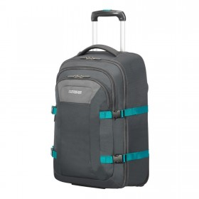 "American Tourister Road Quest Wheeled Laptop Backpack 15.6"" Laptop"