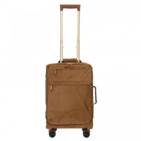 Bric's Life 4 Wheel Spinner Trolley Cabin Case - 55cm