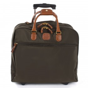 Bric's X-Travel 2 Wheel Pilot Trolley Cabin Size - 40.5cm