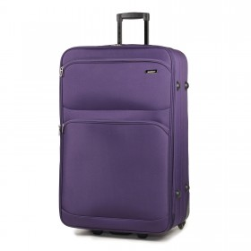 Members Topaz 2 Wheel Expandable Large Case - 75cm