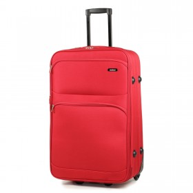 Members Topaz 2 Wheel Expandable Medium Case - 65cm